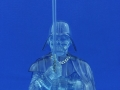 Darth Vader Holograma busto Gentle Giant 04
