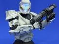 Commando Republic visor busto gentle giant 24