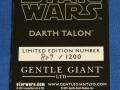 Darth Talon figura Gentle Giant23