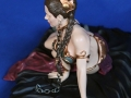 Princesa Leia Slave estatua Gentle Giant  11