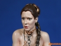 Princesa Leia Slave estatua Gentle Giant  13