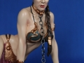 Princesa Leia Slave estatua Gentle Giant  19