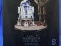 C-3PO R2-D2 Premium Format Sideshow  01