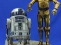 C-3PO R2-D2 Premium Format Sideshow  03