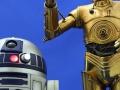 C-3PO R2-D2 Premium Format Sideshow  06a