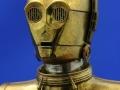 C-3PO R2-D2 Premium Format Sideshow  13