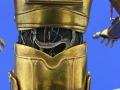 C-3PO R2-D2 Premium Format Sideshow  27