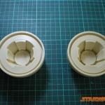 R2D2 Shoulder-Hubs