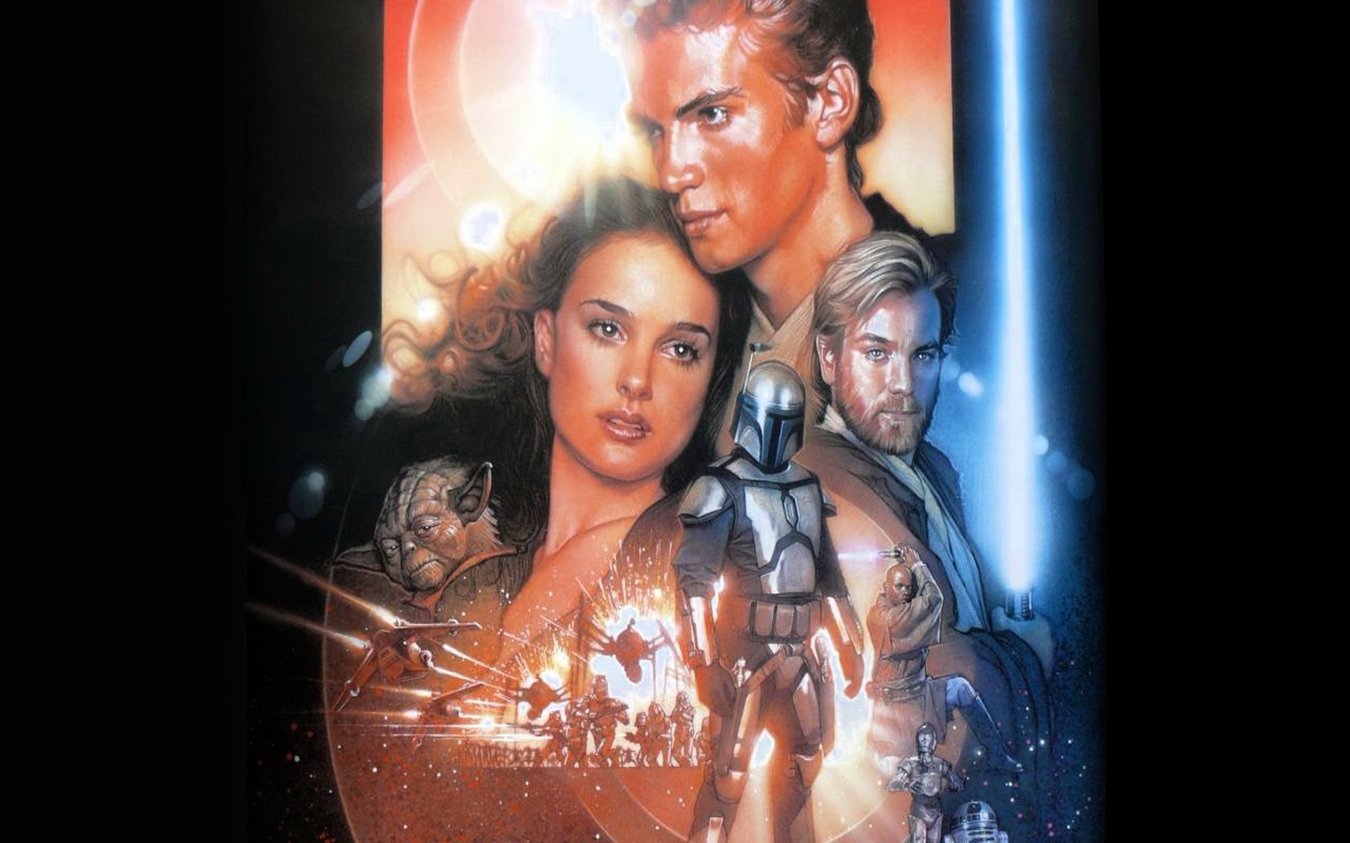 Star Wars Episodio II | STARWARZ.es