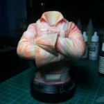 Nien Nunb bust gentle giant 14