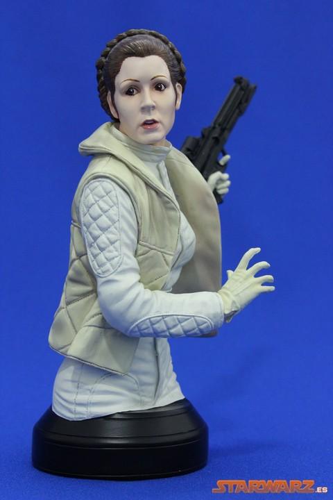 Loan Companies Near Me >> Review Gentle Giant Busto Princesa Leia (Hoth) | STARWARZ.es